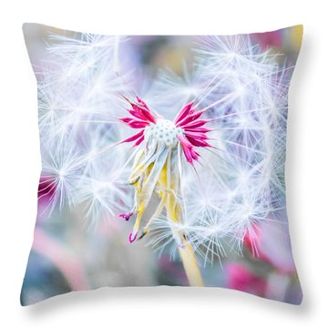 Imagination Throw Pillows