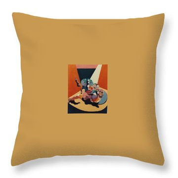 Pinned For The Win Throw Pillow