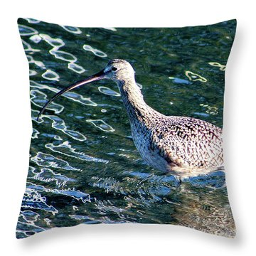 Piper Profile Throw Pillow