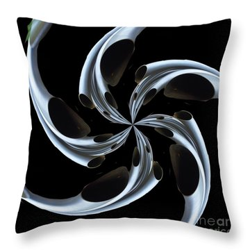 Pipes Calling Throw Pillow by Blair Stuart