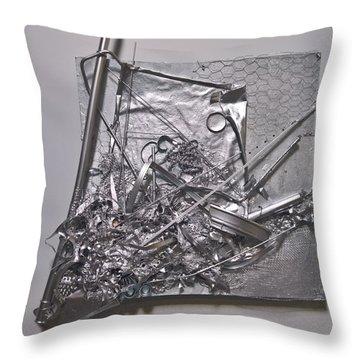 Pirate's Botty Throw Pillow