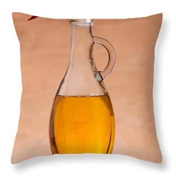 Pitcher And Pepper #1475 Throw Pillow