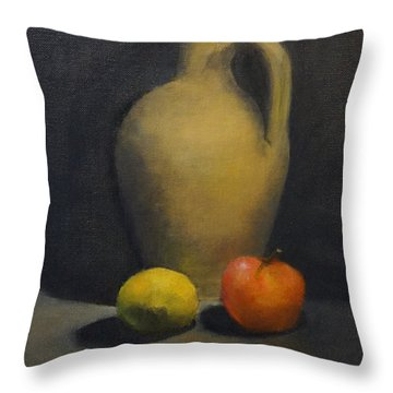 Pitcher This Throw Pillow