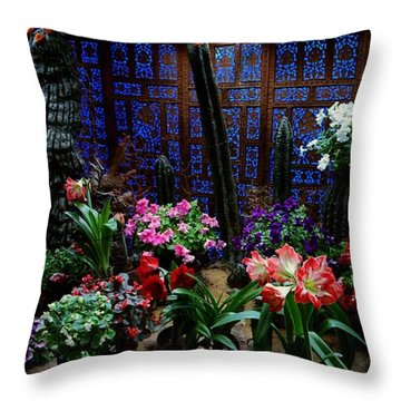 Place Of Magic 2 Throw Pillow