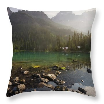Place Of Wonder Throw Pillow