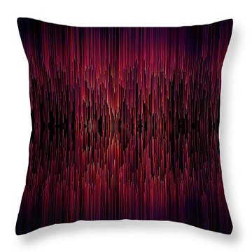 Planet Pixel Carnival Dreams Throw Pillow