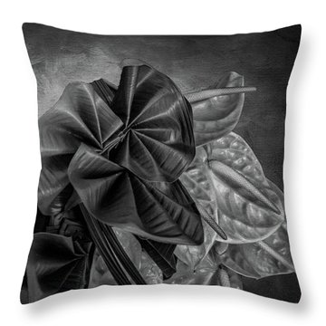Plant Throw Pillow
