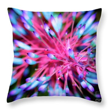 Plants And Flowers In Hawaii 963 Throw Pillow