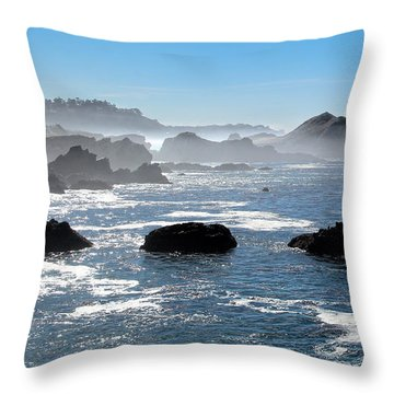 Play Misty For Me Throw Pillow
