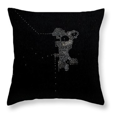 Play With It Throw Pillow