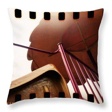 Playground #331f Throw Pillow