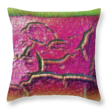 What It Is Throw Pillow