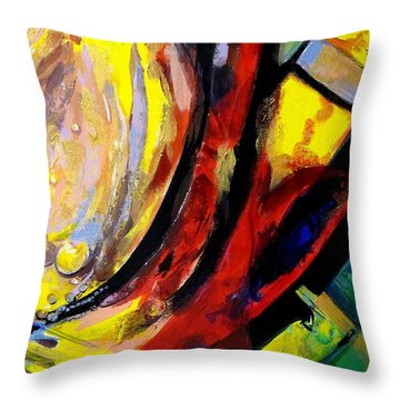 Pleasing Too Throw Pillow