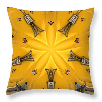 Throw Pillow featuring the digital art Plenty Of Trunk Space by Peter J Sucy