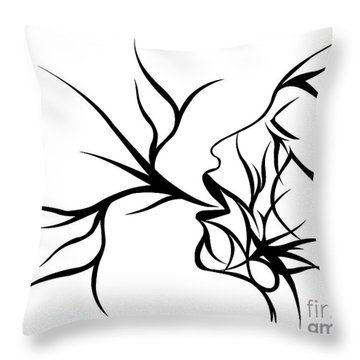 Plethora Throw Pillow