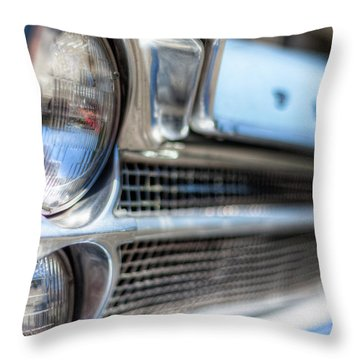 Muscle Car Throw Pillows