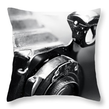 Pocket Kodak Throw Pillow