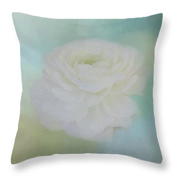 Throw Pillow featuring the photograph Poetry Dreams by Kim Hojnacki