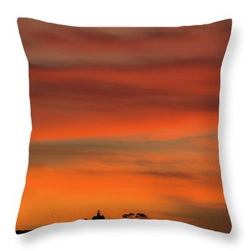 Point Loma Throw Pillow