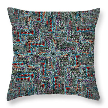 Point Of View Throw Pillow by Tim Allen