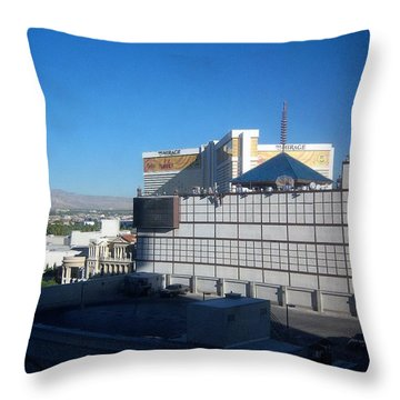 Poker Anyone? Throw Pillow