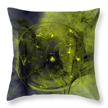 Politics Of Knowledge Throw Pillow