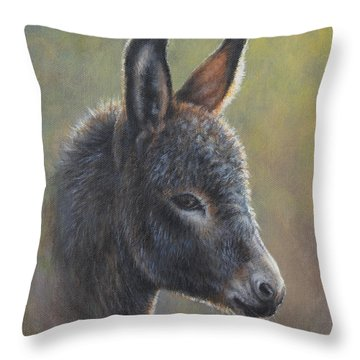 Poncho Throw Pillow
