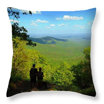 Ponder Throw Pillow