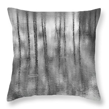 Pondpoland Throw Pillow