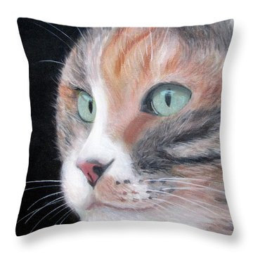 Ponta Throw Pillow