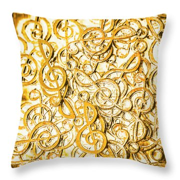 Pop It Off Throw Pillow