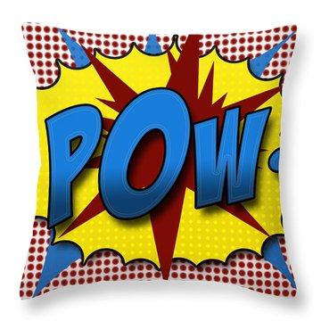 Cartoon Throw Pillows