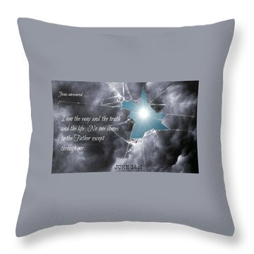 Popular218 Throw Pillow