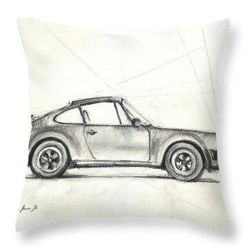 930 Throw Pillows