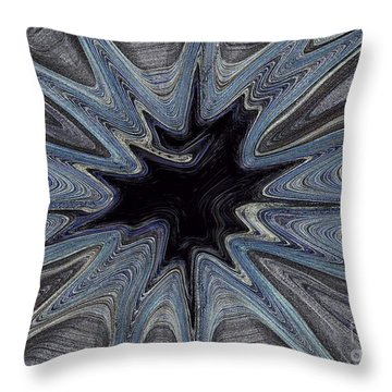 Portal To The Stars Throw Pillow