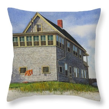 Porter House Throw Pillow