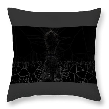 Position Throw Pillow