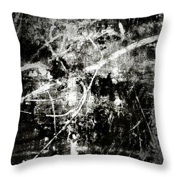 Possessed Throw Pillow