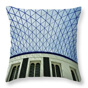Throw Pillow featuring the photograph Possibilities by Elvira Butler