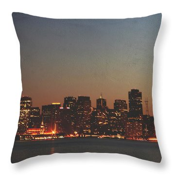 Possibilities Throw Pillow