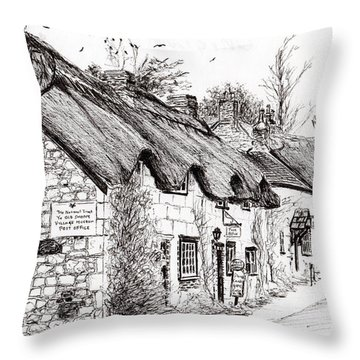 Thatched Roof Home Decor