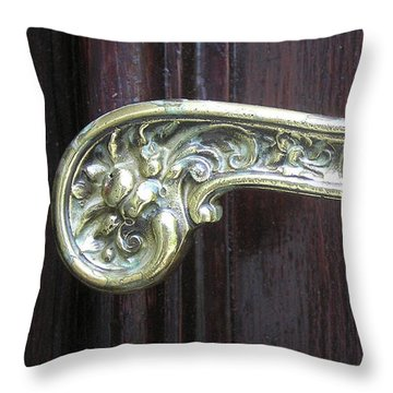 Poznan03 Throw Pillow