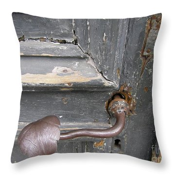 Poznan04 Throw Pillow