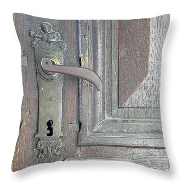 Poznan06 Throw Pillow