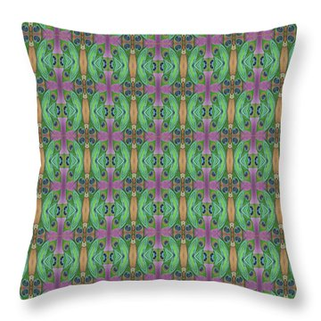 Pr Series Throw Pillow