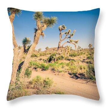Prairie Throw Pillow