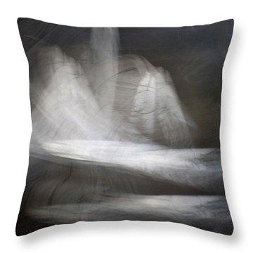 Prayer Bowlleft Throw Pillow