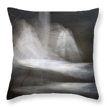 Prayer Bowlleft Throw Pillow