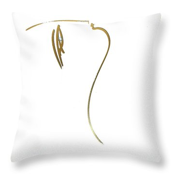 Prayer Throw Pillow