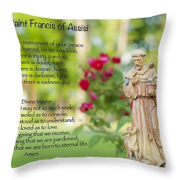 Assisi Throw Pillows